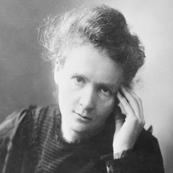 Marie Curie frases famosas